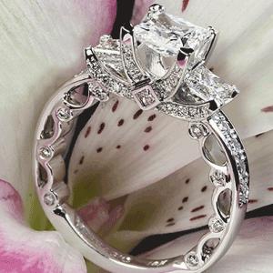 مدل های جدید حلقه و انگشتر زنانه و دخترانه - قسمت دوم
