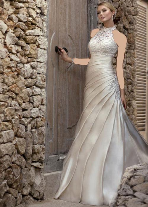 جدیدترین مدل های لباس عروس در سال 2014 - قسمت چهارم