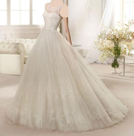 جدیدترین مدل های لباس عروس در سال 2014 - قسمت اول