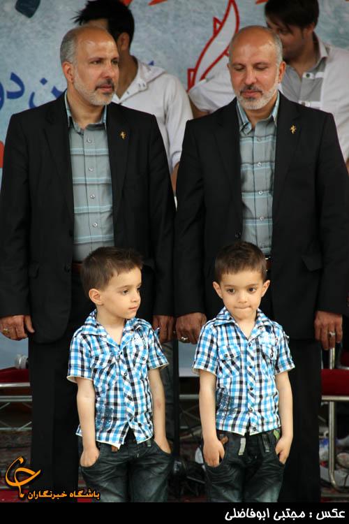 جشن بزرگ دوقلوها و چند قلوهای ایرانی - قسمت چهارم