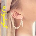 مدل های جدید گوشواره برای لاله گوش