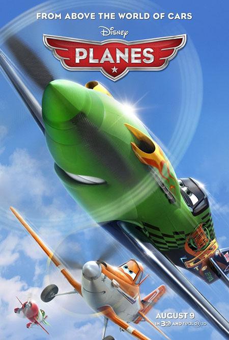 دانلود انیمیشن سینمایی هواپیماها 1 با لینک مستقیم