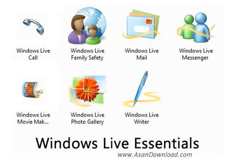 دانلود Windows Live Essentials v16.4.3528.331 - بسته نرم افزاری اضافات تمامی نسخه های ویندوز
