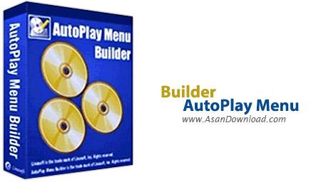 دانلود AutoPlay Menu Builder v7.3.0 Build 2388 - نرم افزار ساخت اتوران