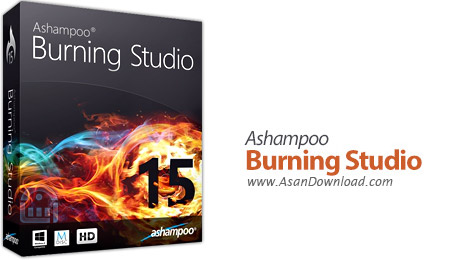 دانلود Ashampoo Burning Studio 2017 v18.0.3.6 + Business v15.0.4.2 - نرم افزار رایت لوح های فشرده