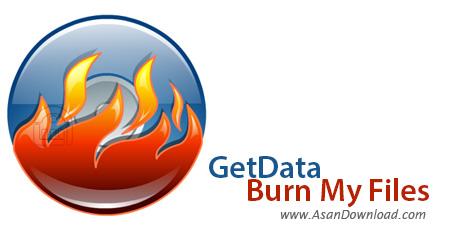 دانلود GetData Burn My Files v3.4.0.420 - نرم افزار رایت بی دردسر اطلاعات