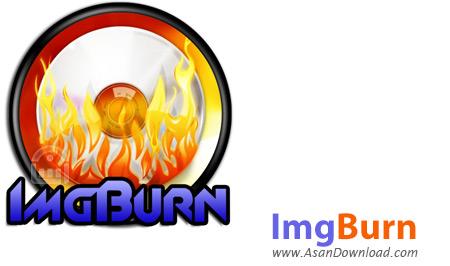 دانلود ImgBurn v2.5.8.0 - نرم افزار رایت سی دی و دی وی دی