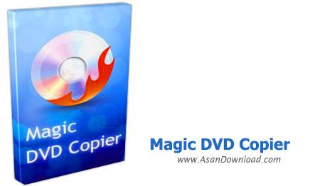 دانلود Magic DVD Copier - نرم افزاری برای كپی از دی وی دی ها