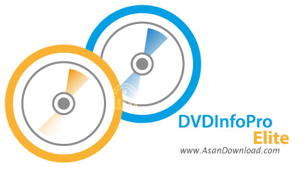 دانلود DVDInfoPro Elite 7.604 - نمایش کامل اطلاعات DVD ها
