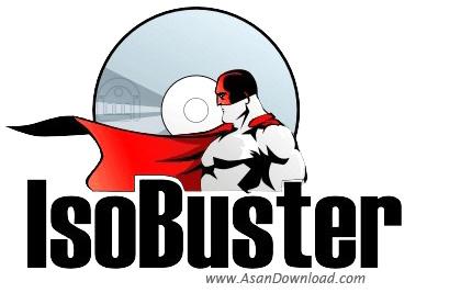 دانلود IsoBuster Pro v3.5 Build 3.5.0.0 - نرم افزار کپی و بازیابی اطلاعات سی دی های خش دار و قفل دار