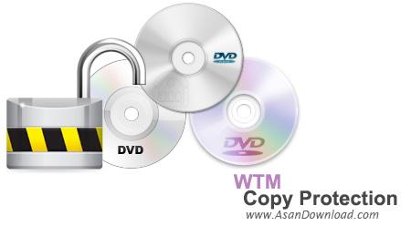 دانلود WTM Copy Protection v2.51 - نرمافزاری جهت جلوگیری از کپی غیرمجاز