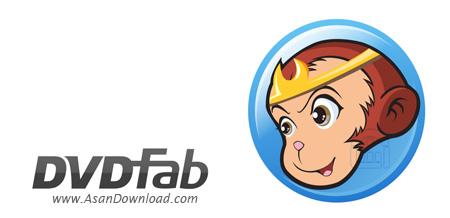دانلود DVDFab v10.0.3.5 + Passkey v9.1.0.8 - نرم افزار رایت و کپی دی وی دی و بلوری