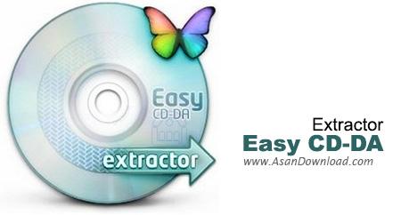 دانلود Easy CD-DA Extractor v16.1.0.1 - نرم افزار تبدیل و رایت سی دی های صوتی