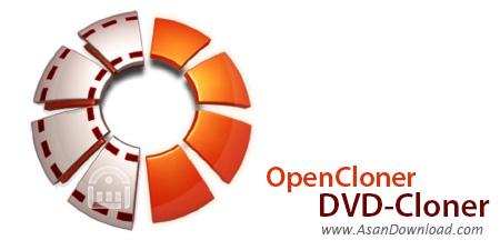 دانلود OpenCloner DVD-Cloner v14.10 Build 1420 - نرم افزار کپی دی وی دی ها