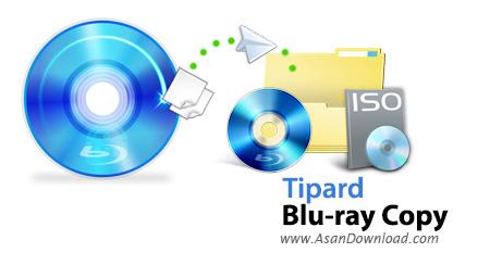 دانلود Tipard Blu-ray Copy v7.1.38 - نرم افزار کپی دیسک های بلوری