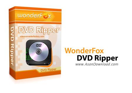 دانلود WonderFox DVD Ripper Pro v8.4 - نرم افزار استخراج فیلم از دی وی دی ها