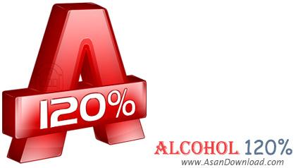 دانلود Alcohol 120% v2.0.3.7612 - نرم افزار رایت و شبیه ساز
