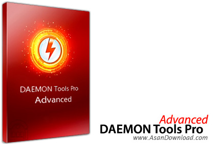 دانلود DAEMON Tools Lite v10.11.0.948 + Pro v8.2.0.0709 + Ultra v5.5.1.1072 - نرم افزار ساخت درایو مجازی
