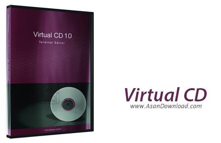 دانلود Virtual CD 10.1.0.0 Retail - نرم افزار ایجاد درایو مجازی