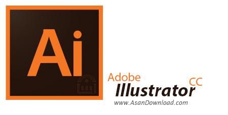 دانلود Adobe Illustrator CC 2017 v21.1.0.326 x64 + v21.0.2.242 x86 - نرم افزار طراحی برداری ادوبی