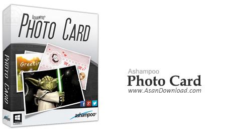 دانلود Ashampoo Photo Card v1.0.0 - نرم افزار طراحی کارت پستال
