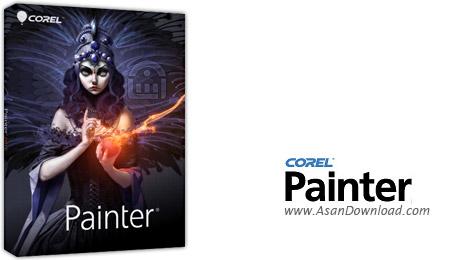 دانلود Corel Painter 2015 v14.0.0.728 x86/x64 + 2016 v15.0.0.689 x64 - نرم افزار خلق نقاشی های طبیعی