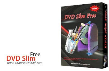 دانلود DVD Slim Free v2.7.0.7 - نرم افزار طراحی لیبل برای انواع لوح های فشرده