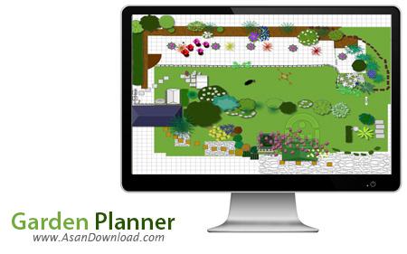 دانلود Garden Planner v3.2.29 - نرم افزار طراحی باغ و فضای سبز