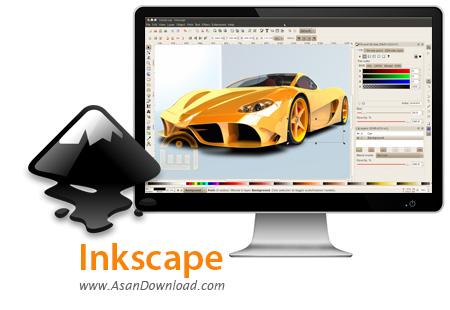 دانلود Inkscape v0.91 - نرم افزار طراحی و ویرایش تصاویر وکتور