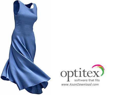 دانلود Optitex v11.0.663 - نرم افزار شبيه سازی و طراحی مجازی لباس