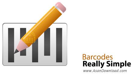 دانلود Really Simple Barcodes v5.02 - نرم افزار طراحی و چاپ انواع بارکد