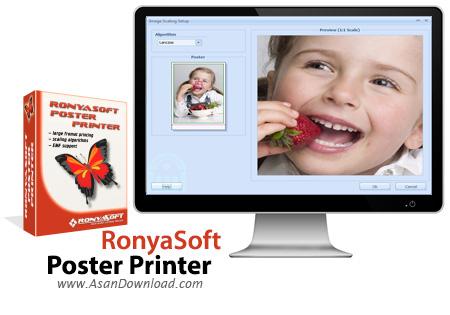 دانلود RonyaSoft Poster Printer v3.02.15 - نرم افزار طراحی پوستر و بنر