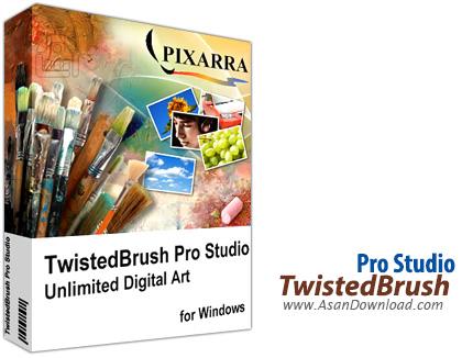 دانلود TwistedBrush Pro Studio v24.03 - نرم افزار طراحی و ویرایش تصاویر