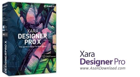 دانلود Xara Designer Pro X v15.1.0.53605 - نرم افزار طراحی گرافیکی