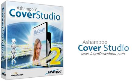 دانلود Ashampoo Cover Studio v2.2.0 - نرم افزار طراحی بسته و جعبه های سه بعدی