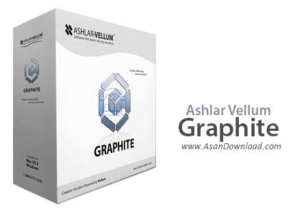 دانلود Ashlar Vellum Graphite v9.2.15 - نرم افزار طراحی دو بعدی و سه بعدی