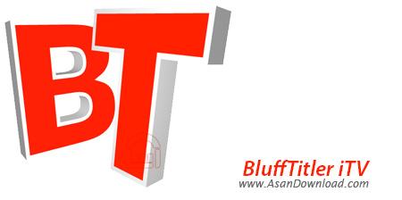 دانلود BluffTitler Ultimate v14.2.0.5 - نرم افزار ساخت متن های سه بعدی