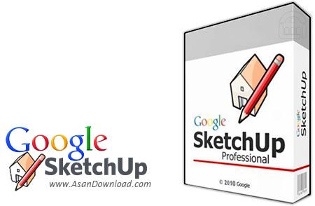 دانلود SketchUp Pro 2015 v15.3.331 + 2017 v17.1.174 - نرم افزار ساخت اشکال سه بعدی