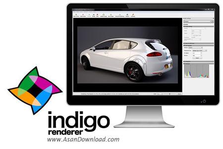 دانلود Indigo Renderer v3.8.21 - نرم افزار پردازش های سه بعدی