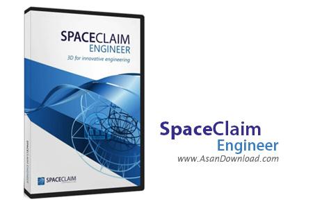 دانلود SpaceClaim Engineer 2015 - نرم افزار طراحی 3 بعدی