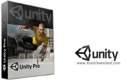 دانلود Unity Pro v2018.1.6f1 x64 - نرم افزار ساخت بازی 3 بعدی