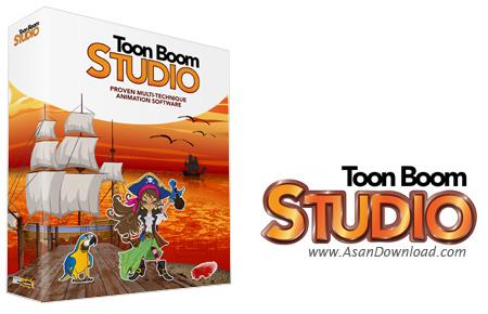 دانلود Toon Boom Studio v8.0 - نرم افزار طراحی انیمیشن های دو بعدی