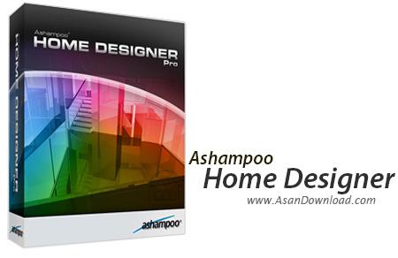 دانلود Ashampoo Home Designer Pro v4.1.0 - نرم افزار طراحی نماهای داخلی و خارجی