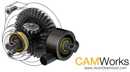 دانلود CAMWorks v2018 SP3.1 x64 - نرم افزار طراحی مهندس ماشین های صنعتی