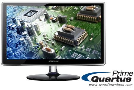 دانلود Intel Quartus Prime v17.1.0.590 - نرم افزار طراحی تخصصی
