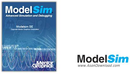 دانلود Modelsim SE v10.1c x86 + v10.4 x64 - نرم افزار طراحی و شبیه سازی VHDL