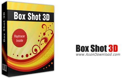 دانلود Box Shot 3D v2.13.3 - نرم افزار طراحی و ساخت جعبه های سه بعدی