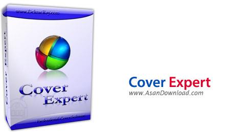 دانلود Cover Expert v1.8 - نرم افزار طراحی و ساخت باکس و کاور