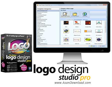 دانلود Summitsoft Logo Design Studio v4.0 - نرم افزار طراحی حرفه ای لوگو