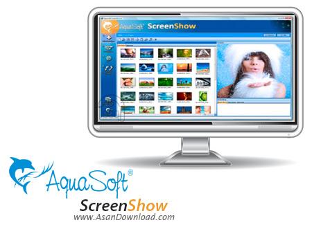 دانلود AquaSoft ScreenShow v4.5.05 - نرم افزار ساخت اسلایدشو از تصاویر